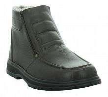 Ботинки мужские зимние Solidus Natura Man Stiefel коричневые