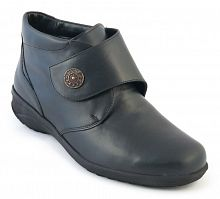 Ботинки женские зимние Solidus Karo Stiefel чёрные